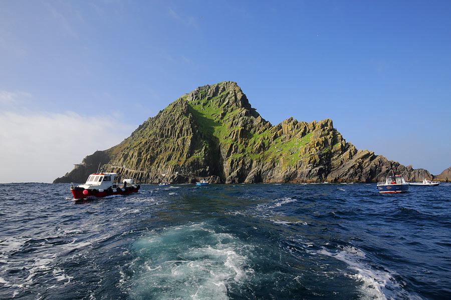 Boat trips Skellig Michael