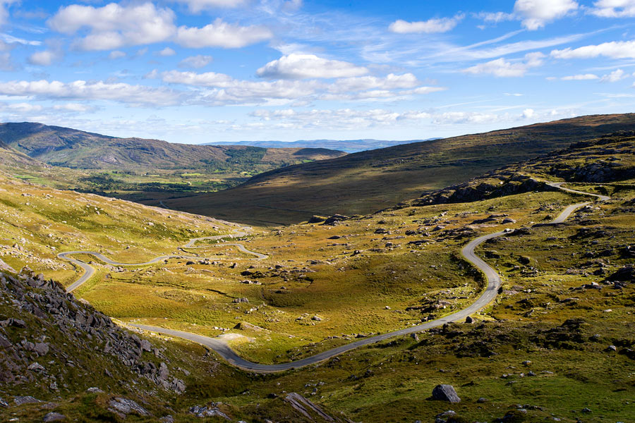 Healy Pass Beara Peninsula