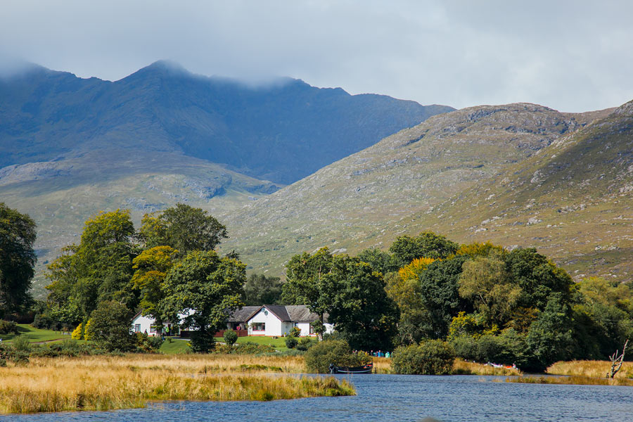 Lord Brandon's Cottage in the Black Valley, Killarney